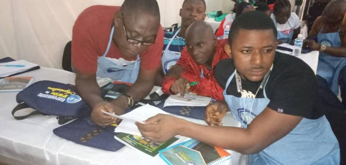 NDDC Trains Persons Living With Disabilities on Agriculture Products Processing Skills in Warri