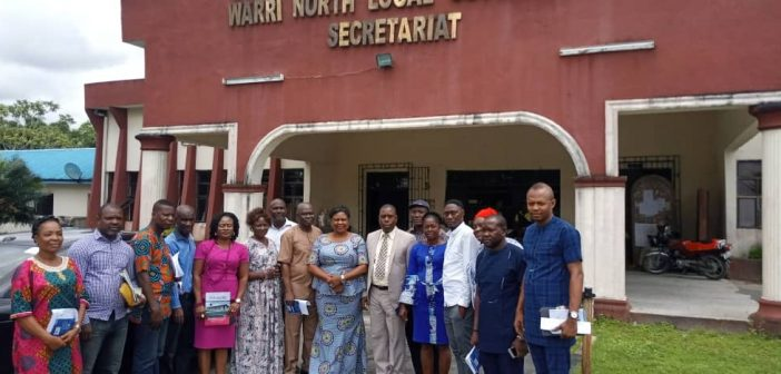 SDGs: DICI Raises Awareness in WNLGA, Forges Partnership To Advance Localization of SDGs in Delta State